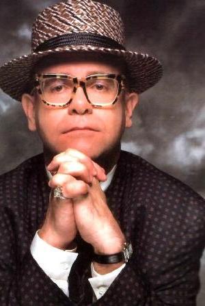 Elton John  figura musical de reconocimiento mundial (1/6)