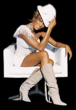 Whitney Houston de Diva de los escenarios al fracaso desde los infiernos  (4/6)