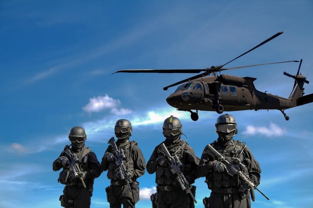 Confirman muerte de 5 tripulantes de helicóptero militar siniestrado en EEUU