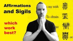 Affirmations, Sigils, And The Subconscious Mind