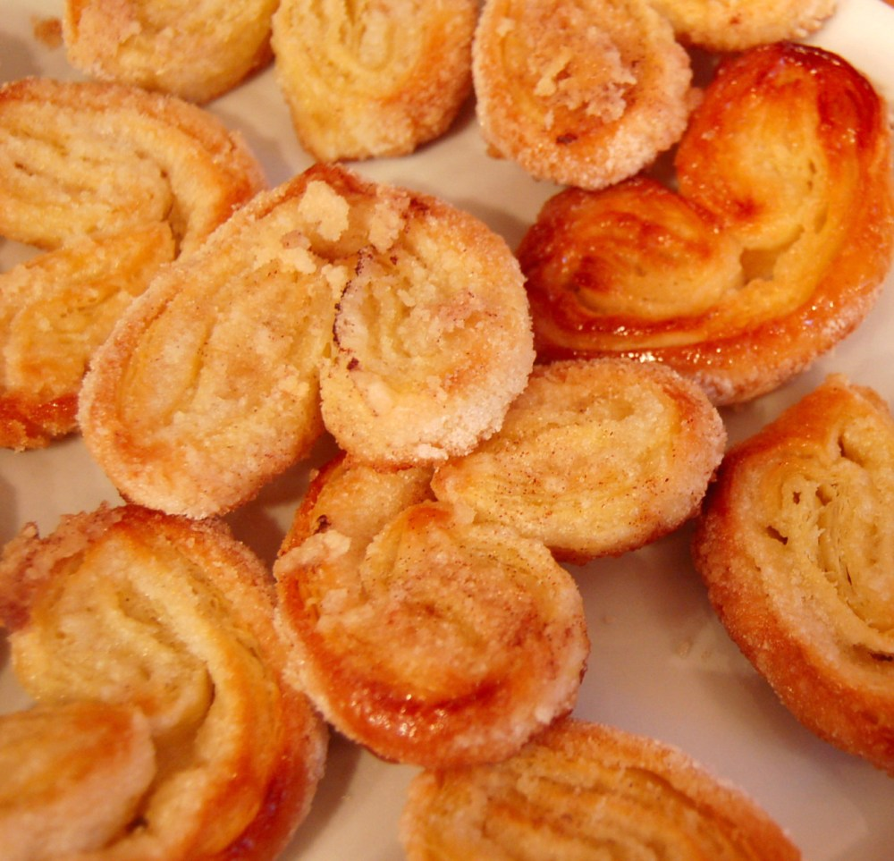 Palmiers (Elephant Ears) by the Barefoot Contessa