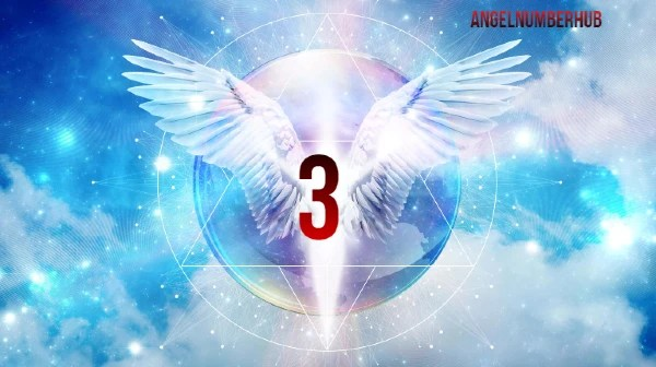 Angel Number 3 Meaning in Hindi
