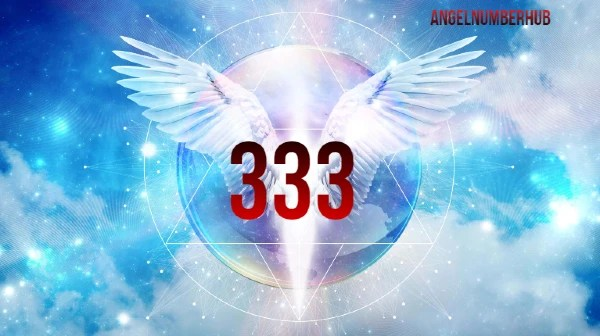Angel number 333 Meaning in Hindi