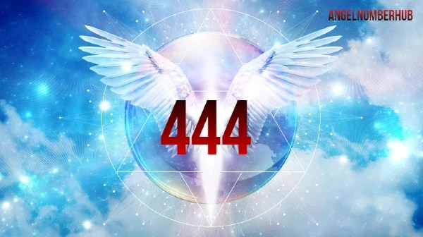 Angel Number 444 Meaning in Hindi