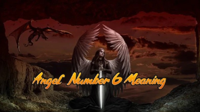 Angel Number 6 Meaning