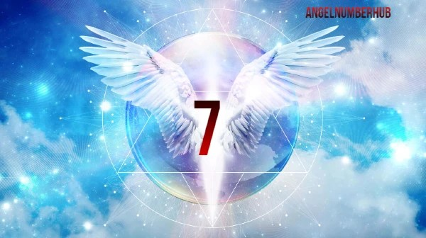 Angel Number 7 Meaning in Hindi