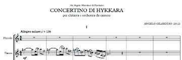 Concertino di Hykkara