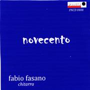 Discografia: Novecento – Fabio Fasano