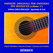 Discografia: Luigi Biscaldi and Quartetto d'Asti