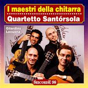 Discografia: I Maestri della Chitarra VOL 98 – Quartetto SANTÓRSOLA