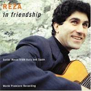 Discografia: Reza in friendship – Reza Ganjavi