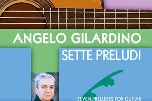 Sette Preludi per Chitarra – Edizioni Curci