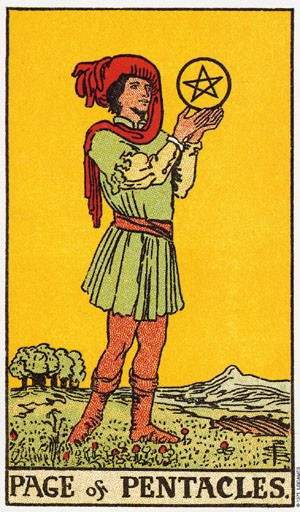 The Pages - Messengers of Love ⋆ Angelorum - Tarot and Healing