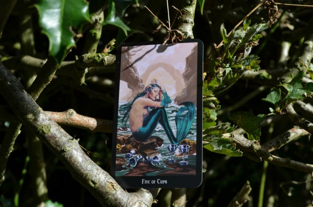 5 of Cups Witches Tarot