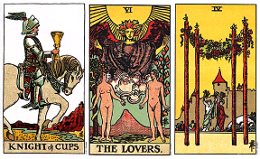 Marriage Tarot Cards image