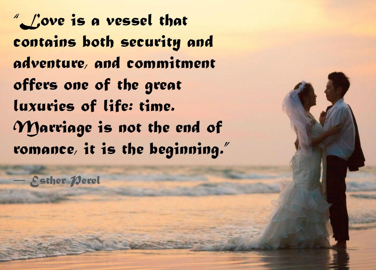 Image of: Keeps Me Wedding Couple On Beach Commitment Quotes Angelorum The Best Relationship Commitment Quotes