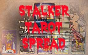stalker card tarot spread