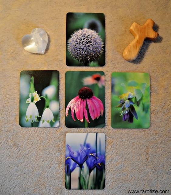 A Return to Innocence Flower Spirit Oracle