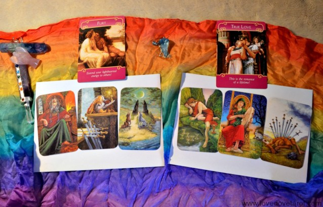 Tarot and Pendulum Divination for Staying or Leaving a Relationship
