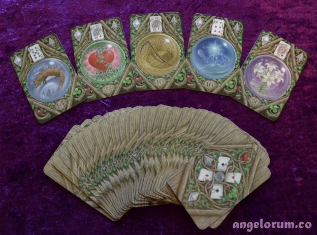 Lenormand Love Meanings