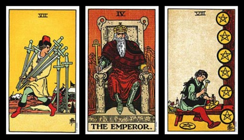 excuses for cheating tarot card combinations 3