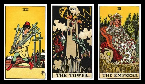 excuses for cheating tarot card combinations 9