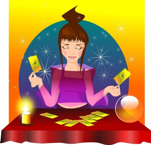 psychic tarot card reader