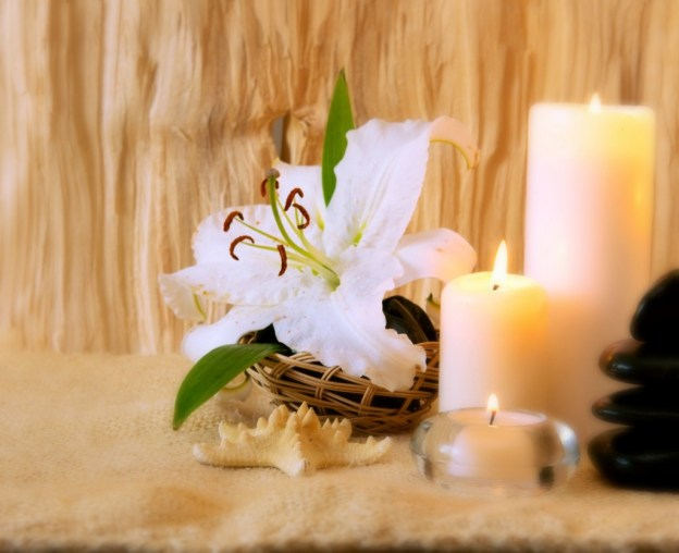 White Lily Archangel Gabriel