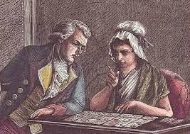 lenormand and robespierre