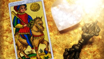 Dating the Knight of Pentacles ⋆ Angelorum - Tarot and Healing