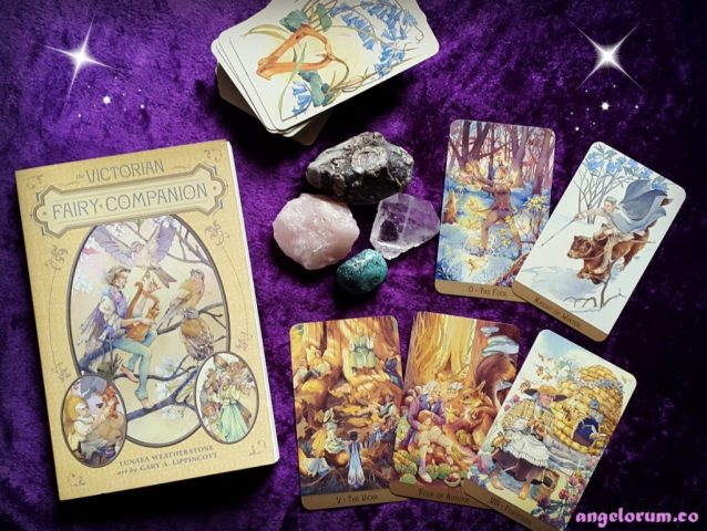 The Victorian Fairy Tarot - Review and Deck Interview