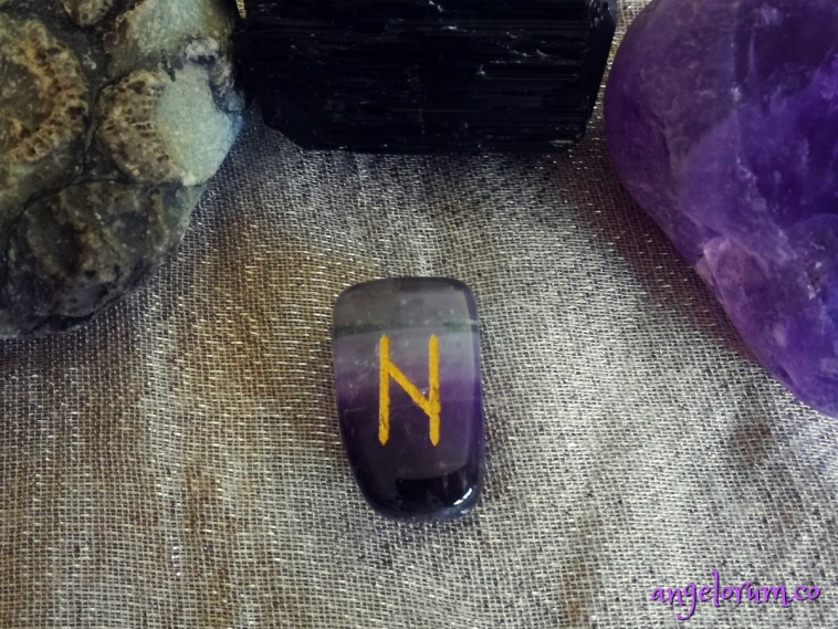 holistic rune meanings and correspondences for the hagalaz rune