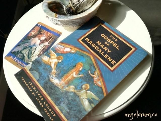 the gospel of mary magdalene by jean yves leloup