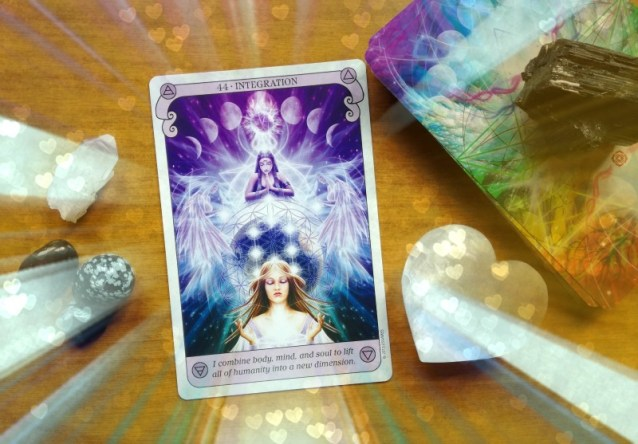 Conscious Spirit Oracle Week Ahead Message Integration