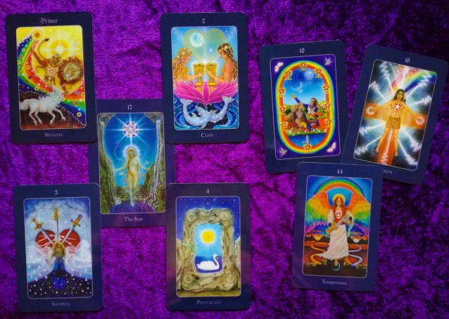 Deck Interview with the Star Tarot by Cathy McClelland