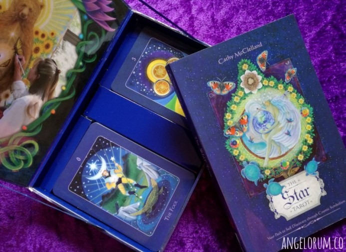 The Star Tarot by Cathy McClelland Review