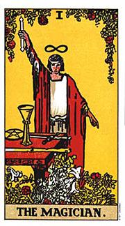 The Magician Thanksgiving Tarotscopes