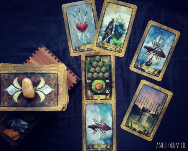 Deck Interview with the Illuminati Tarot