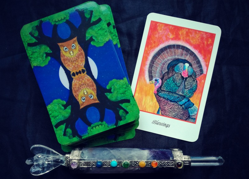 Higher Intuitions Oracle Gratitude
