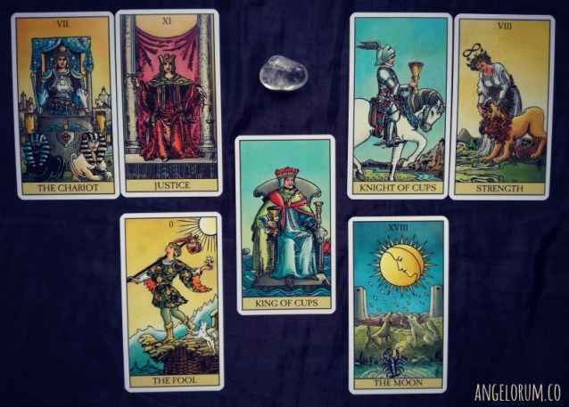New Moon in Scorpio Tarot Reading