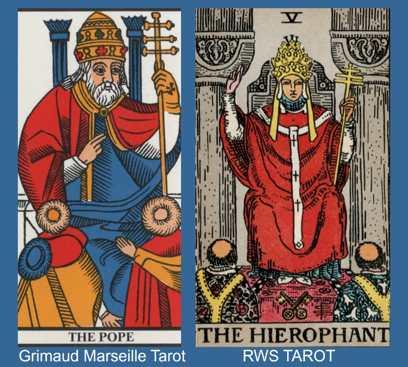 7 Facets of the Tarot Hierophant ⋆ Angelorum - Tarot and