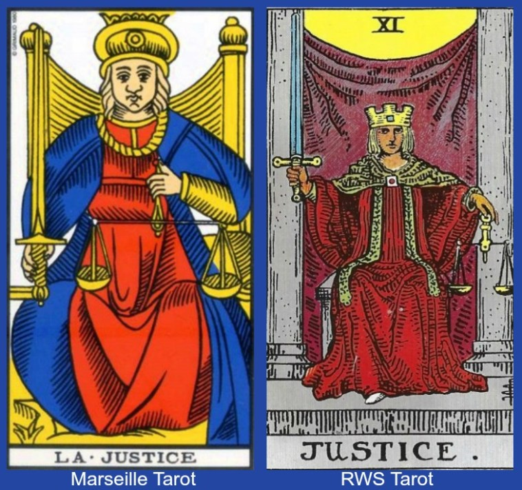 7 Facets of the Tarot Justice Card