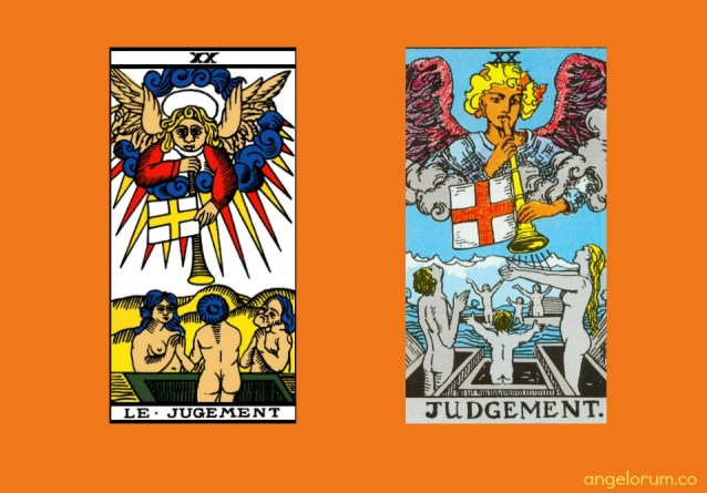 Tarot Judgement