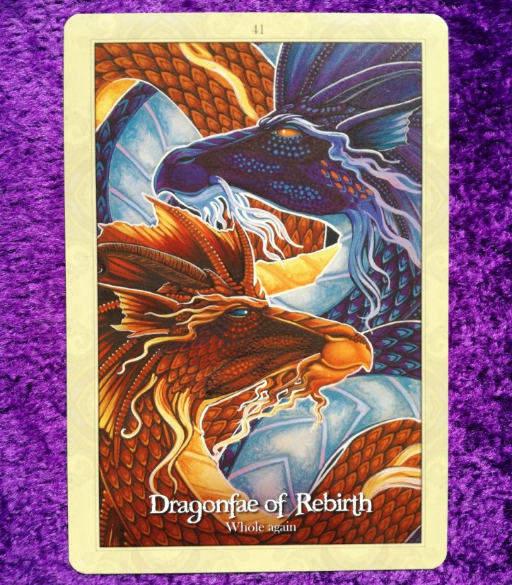 week ahead messages 4-10 june oracle of the dragonfae rebirth