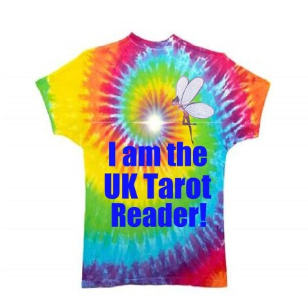 I am the UK Tarot reader