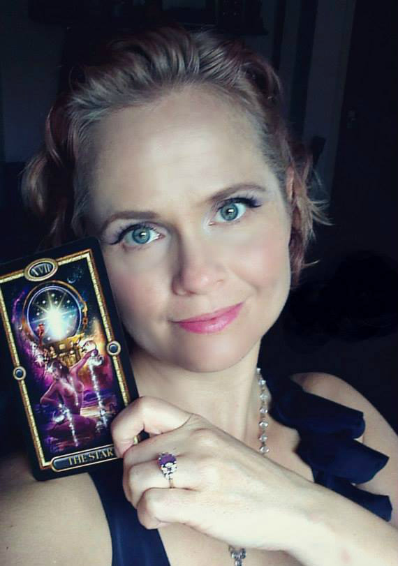 Lisa Frideborg Eddy - 7 Years a Tarot Reader