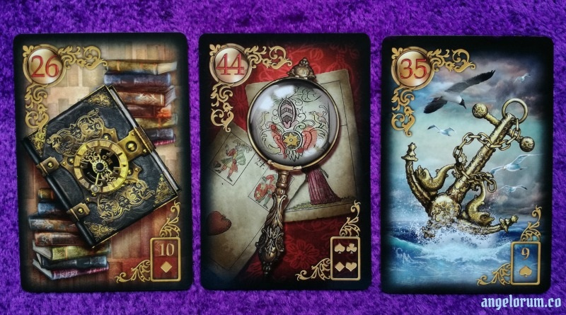 Lenormand General Guidance for week of 24 September