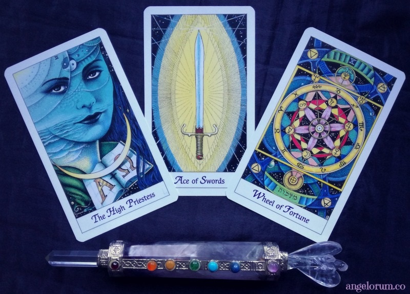November 2018 Tarotscopes