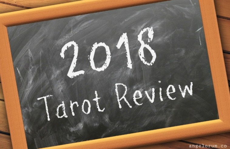 2018 Tarot Review
