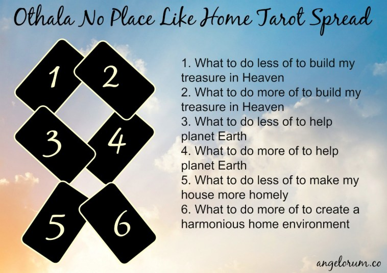 Othala No Place Like Home Tarot Spread
